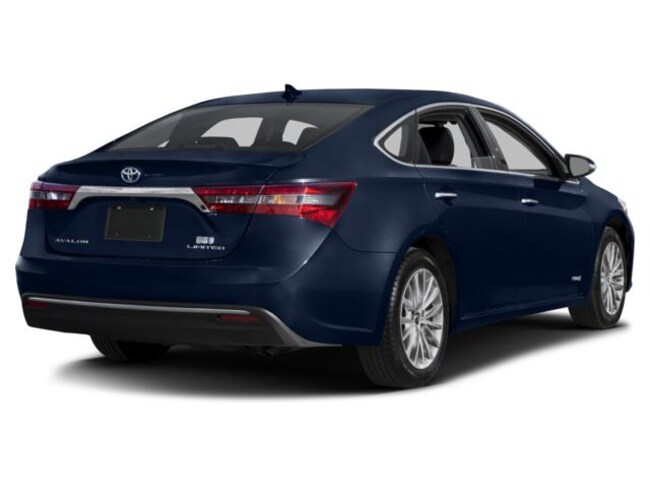new 2016 toyota avalon hybrid for sale redwood city ca. Black Bedroom Furniture Sets. Home Design Ideas