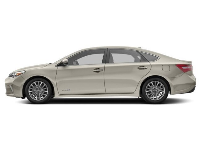 when will the 2016 toyota avalon go on sale. Black Bedroom Furniture Sets. Home Design Ideas