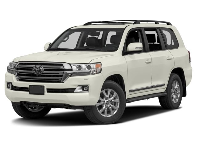 2016 Toyota Land Cruiser SUV