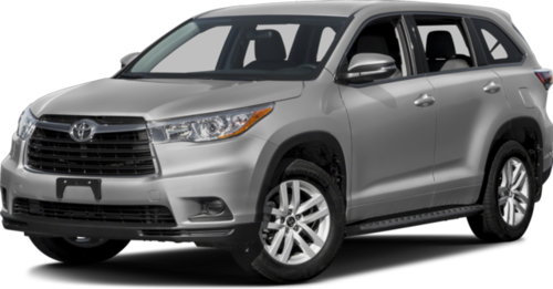 2016 Toyota Highlander SUV