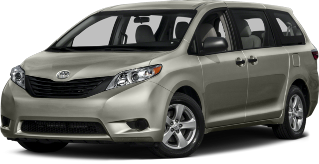 2016 Toyota Sienna Van
