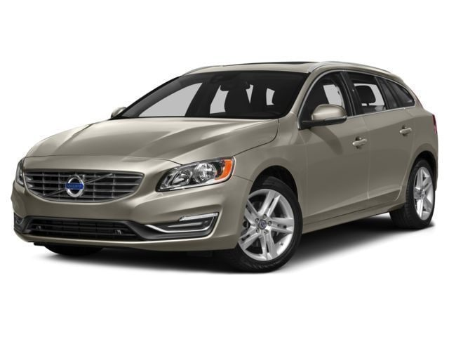 Volvo V60 station wagon