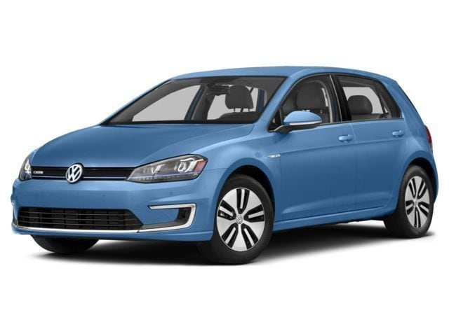 2016 Volkswagen E-Golf Hatchback
