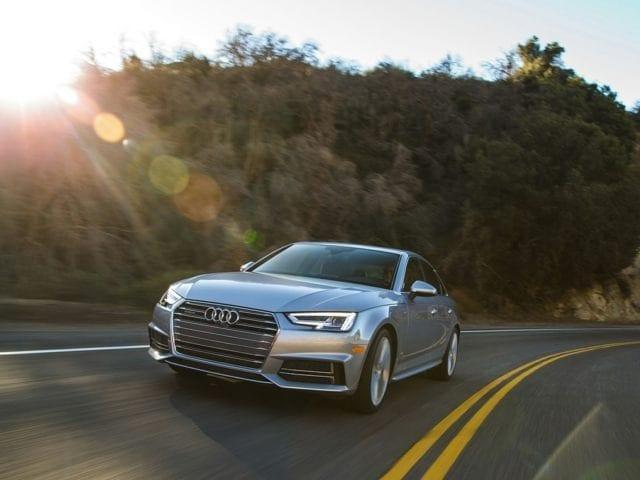 Compare Audi A And MercedesBenz CClass In Austin - Audi a4 comparable cars