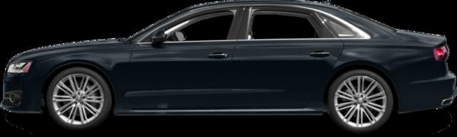 2017 Audi A8 Sedan L 3.0T