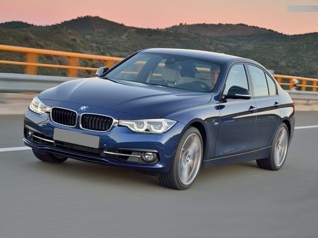 BMW 3 Series Sedan Models