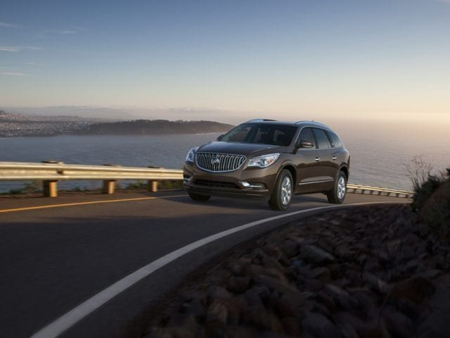 New Buick Enclave near Anniston
