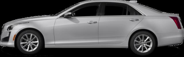 2017 CADILLAC CTS Sedan 2.0L Turbo Luxury