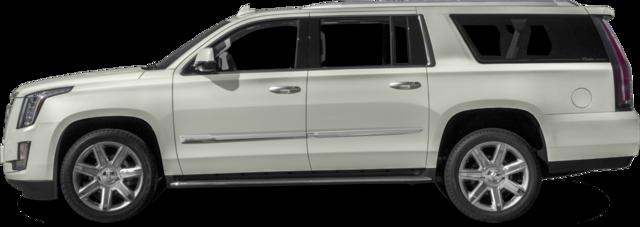 2017 CADILLAC ESCALADE ESV SUV Luxury