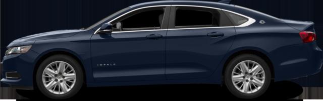 2017 Chevrolet Impala Sedan LS w/1LS (Retail Only)