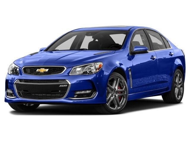 Chevy SS specs and information