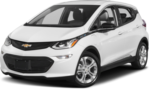 2017 Chevrolet Bolt EV Wagon