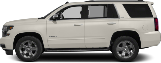 2017 Chevrolet Tahoe SUV Commercial Fleet