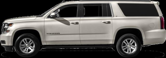 2017 Chevrolet Suburban 3500HD SUV LS