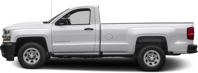 2017 Chevrolet Silverado 1500 Truck WT