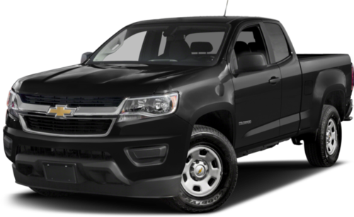 2017 Chevrolet Colorado Truck