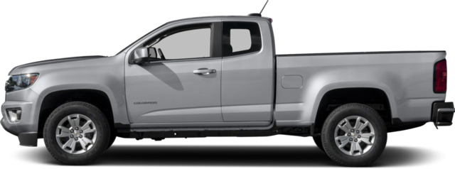2017 Chevrolet Colorado Truck LT