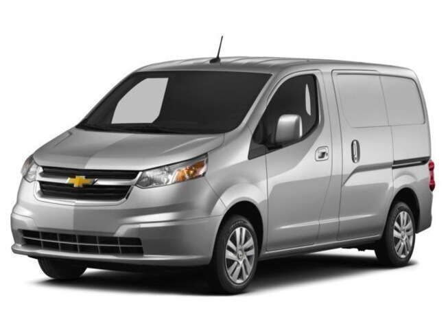 New 2017 Chevrolet City Express For Sale Lihue Hi