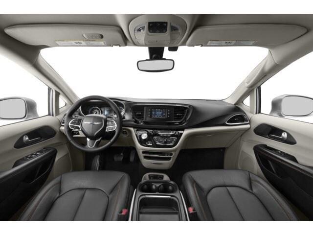 2017 chrylser pacifica ashland oh bill harris cdjr for Chrysler pacifica 2017 interior
