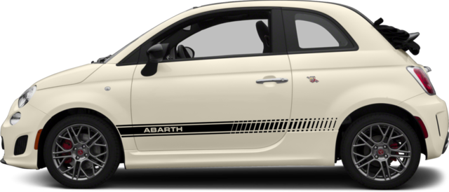 2017 FIAT 500c Descapotable Abarth