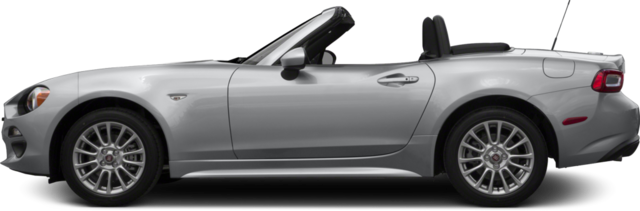 2017 FIAT 124 Spider Convertible Classica