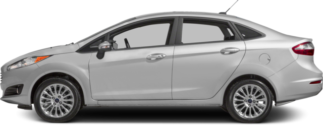2017 Ford Fiesta Sedan Titanium