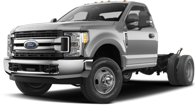 2017 Ford F-350 Chassis Truck