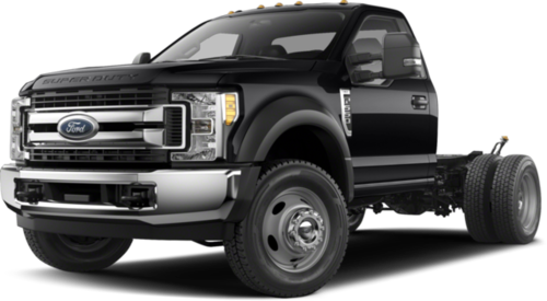 2017 Ford F-550 Chassis Truck