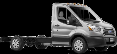 2017 Ford Transit-350 Cutaway Truck