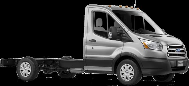 2017 Ford Transit-350 Cutaway Truck w/10,360 lb. GVWR