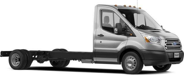 2017 Ford Transit-350 Cab Chassis Truck w/10,360 lb. GVWR