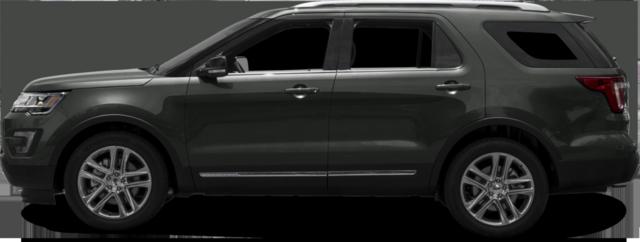 2017 Ford Explorer SUV XLT