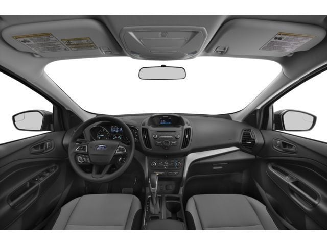 The 2017 Ford Escape Vs. The 2017 Honda CR V