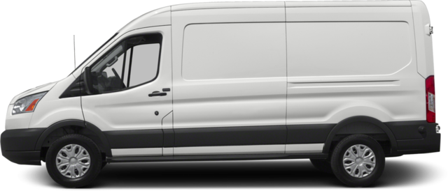 2017 Ford Transit-350 Van w/Dual Sliding-Side Cargo-Doors