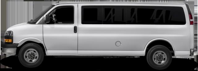 2017 GMC Savana 3500 Van LS
