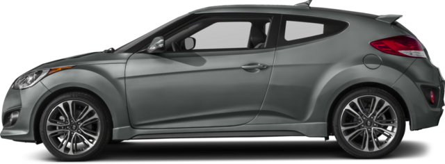 2017 Hyundai Veloster Hatchback Turbo