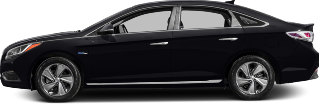 2017 Hyundai Sonata Plug-In Hybrid Sedan Limited