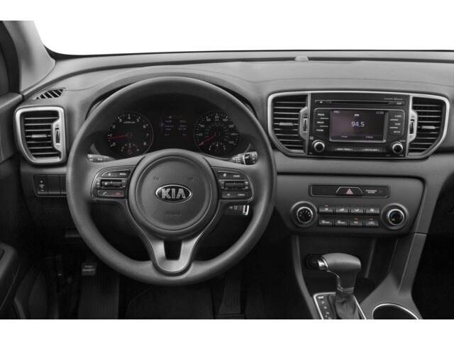 2017 Kia Sportage SUV