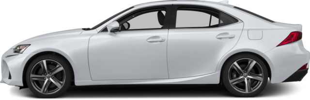 2017 Lexus IS 350 Sedan