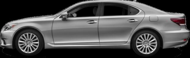 2017 Lexus LS 460 Sedan L
