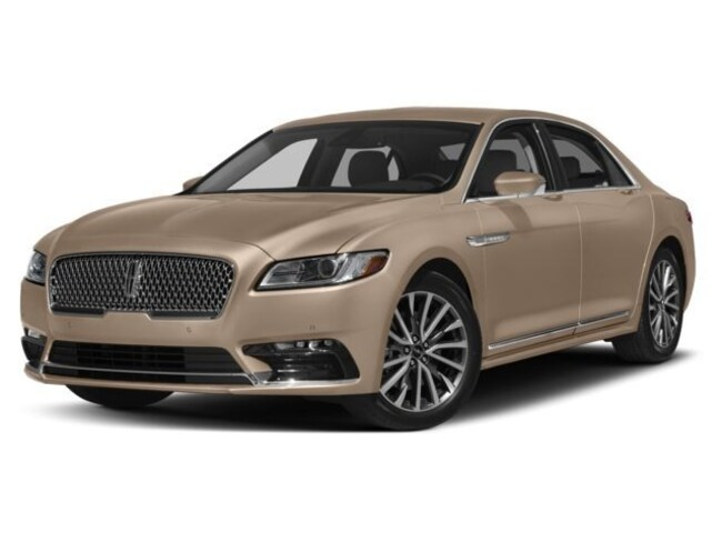 New 2017 Lincoln Continental Magnetic Grayfor Sale Salinas Ca