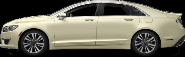 2017 Lincoln MKZ Sedan Premiere