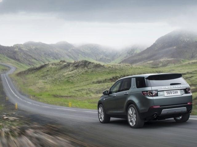 Luxury Motoring New Land Rover Cars Near San Diego Ca