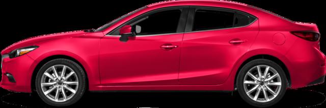 2017 Mazda Mazda3 Sedan Touring