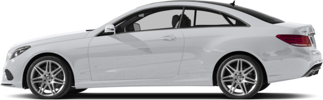 2017 Mercedes-Benz E-Class Coupe E550