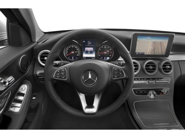 2017 Mercedes-Benz C-Class Sedan
