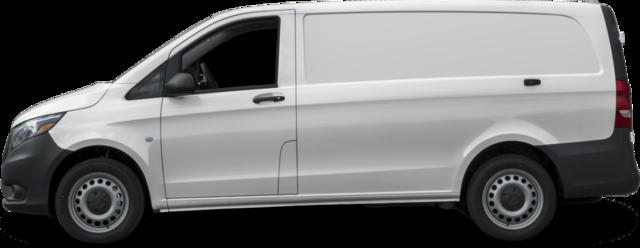 2017 Mercedes-Benz Metris Van Worker Cargo