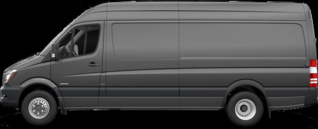 2017 Mercedes-Benz Sprinter 3500XD Van Standard Roof I4