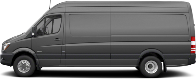2017 Mercedes-Benz Sprinter 3500XD Van High Roof V6