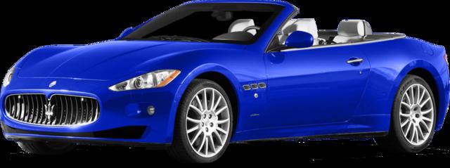 2017 Maserati GranTurismo Convertible Base
